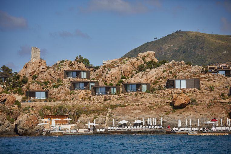 Club Med Cefalú is het eerste vijfsterrenresort van de groep in Europa.  Beeld