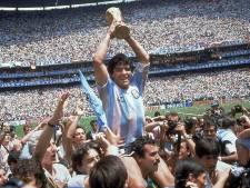 Wat als Maradona nu Pierre de Coubertin ontmoet?