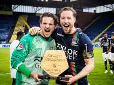 Norbert Alblas is de nieuwe doelman van TOP Oss; Koeman naar Telstar