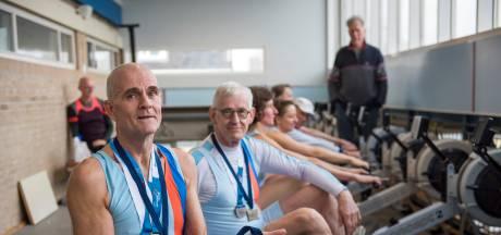 Martin Luirink uit Waalre wint WK indoorroeien: 'In een boot sla ik zo om'