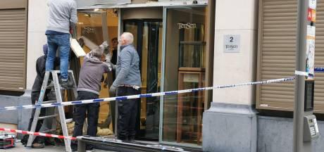 Daders van ramkraak op juwelier TenSen krijgen zwaardere straf dan geëist