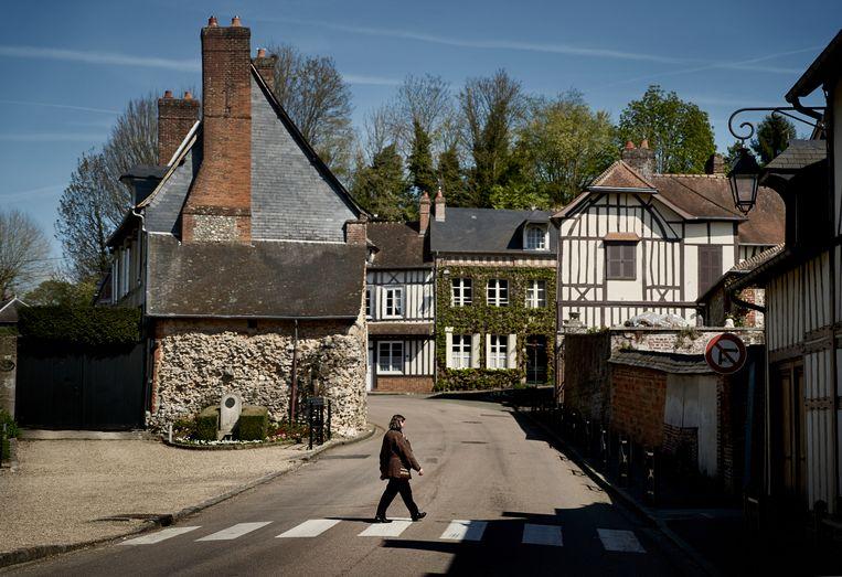 Lyons-la-Fôret, Frankrijk zoals het ooit was. Beeld Eric de Mildt