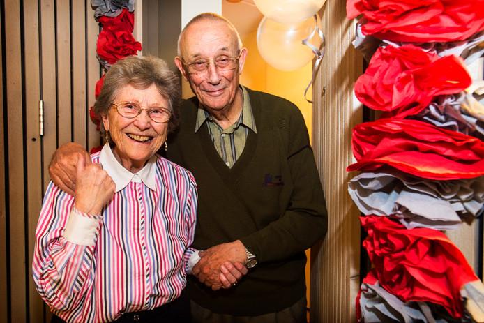 Tilburg Diamanten echtpaar Lucie en Lex Schravendeel