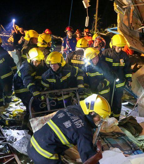 Doden en honderden gewonden in China door tornado's