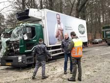 Verkeer in en rond Arnhem loopt vast door stormschade