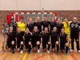 Vrouwen Futsal Apeldoorn verliezen topper tegen TPP