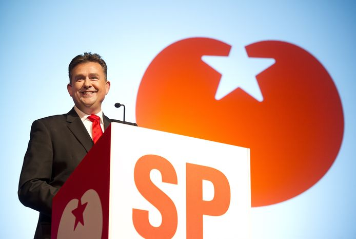 SP-leider Emile Roemer.