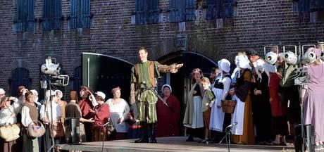 Openluchtspektakel Robin Hood op Fort Sabina bijna uitverkocht