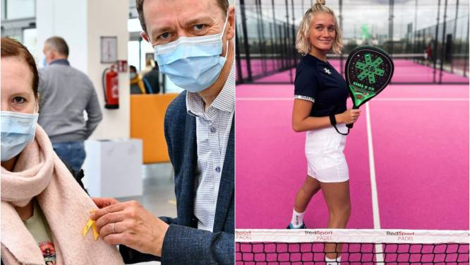 BV 24/7. Frank Deboosere steekt kankerpatiënten een hart onder de riem en Julie Vermeire heeft een nieuwe hobby