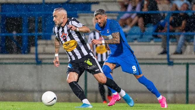 """Esteban Casagolda (FCV Dender):  """"De goals zullen wel volgen"""""""