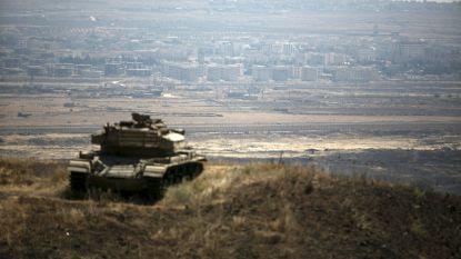 """""""Israël valt Syrische luchtmachtbasis aan"""""""