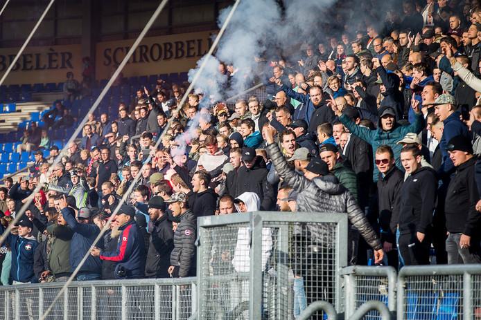 Willem II speelt morgen de derby in Breda tegen NAC.