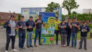 Organisatie Gîrnaertfeesten start stickeractie ten voordele van 'Warmste Week'