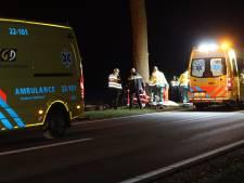 Scooterrijder overleden na botsing tegen boom in Sint-Oedenrode