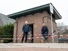 Sloop transformatorhuisje Heteren weer uitgesteld, dorpsbewoners hopen definitief