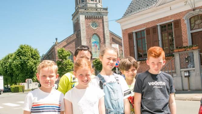 Leerlingen stippelen erfgoedzoektocht uit: Erfgoedredders in Kemzeke levert permanente wandeling op