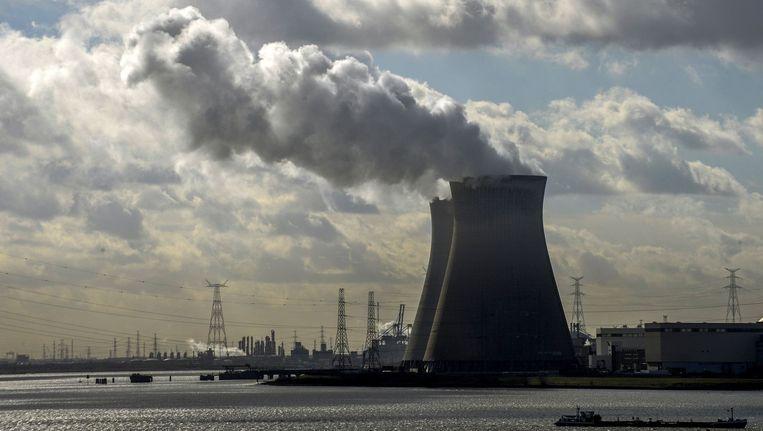 De kerncentrale van Doel. Beeld PHOTO_NEWS