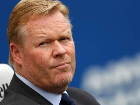 Koeman voelt steun van leiding Everton