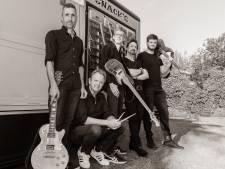 Classic rock coverband van buiten naar binnen in Hofdael