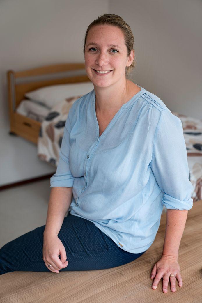 """Tineke Roelofs deed onderzoek naar de seksuele behoefte van mensen met dementie in het verpleeghuis.  ,,We kunnen niet heen om de vraag hoe intimiteit in het verpleeghuis beleefd kan worden. Hoe we dat mogelijk moeten maken."""""""
