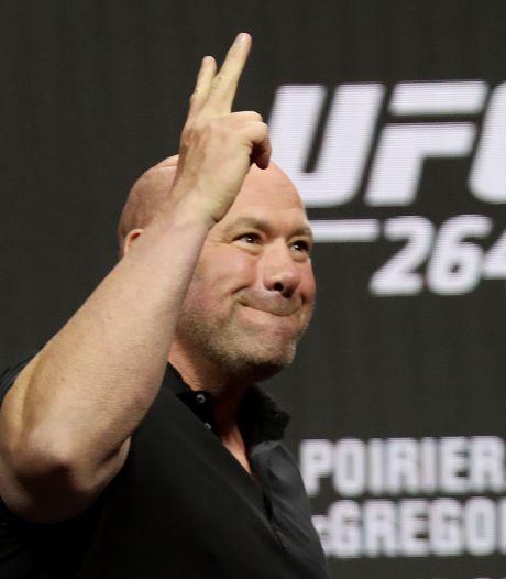 UFC-baas Dana White nadat 38-jarige vechter overlijdt: 'Is er iemand geschokt?'