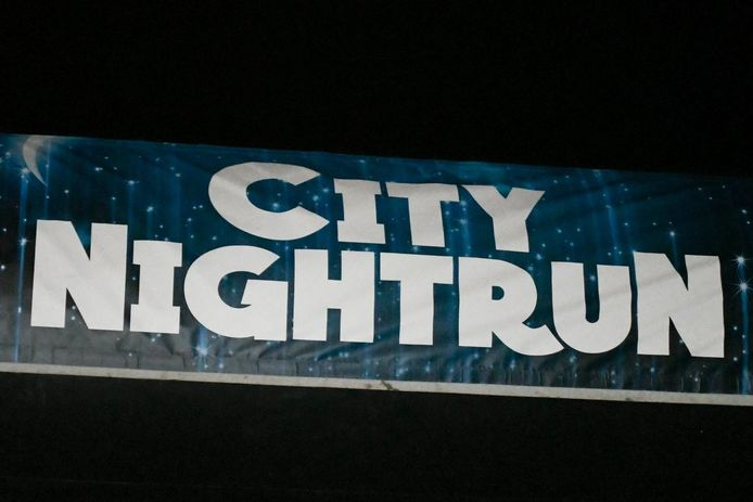 Zaterdag 30 november vindt de tweede City Nightrun plaats in Geraardsbergen.