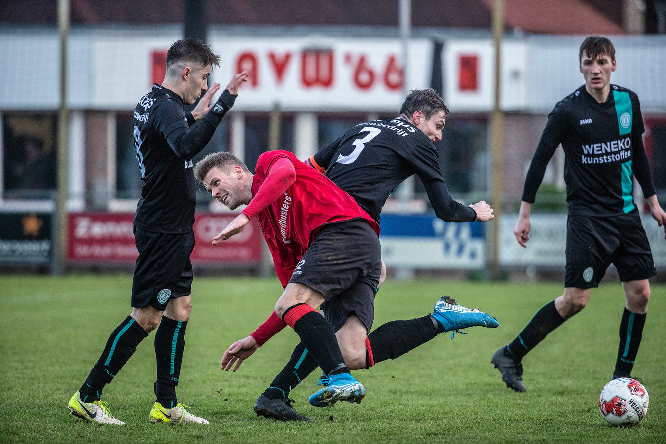 Gaat FC Dinxperlo naar de zaterdag of de zondag met het prestatieve voetbal?
