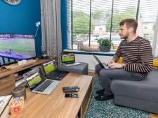 Voetbal in coronatijd: lang leve de livestreams! En zo gaat dat eraan toe