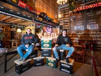 """Jeugdhuis Kabal bouwt bijzonder biercafé 'De koperen Ketel': """"We bieden bijna 70 verschillende bieren aan"""""""