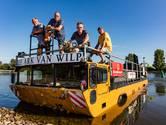 Belevenis op de IJssel: zaterdag meevaren op de 'Ark van Wilp'
