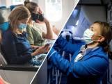 Ruzies in vliegtuigen nemen toe: bonden eisen vliegverbod