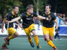 HC Den Bosch wint na ongewone week: 'Ik was na de wedstrijd helemaal kapot'