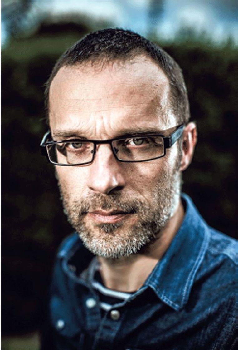 Stijn Vanheule, professor psychologie. Beeld DM