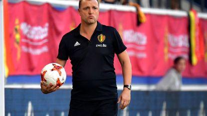 """Serneels gelooft in WK-kansen van Red Flames: """"Als we prestatie van tegen Italië herhalen, dan is winst mogelijk"""""""