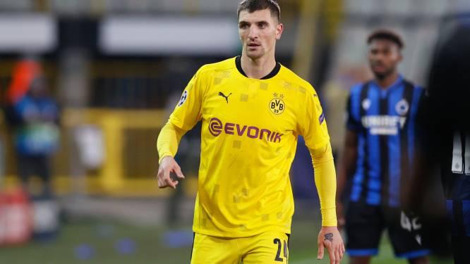 """Meunier deelt assist uit bij terugkeer op Jan Breydel: """"Ik wilde niet scoren"""""""