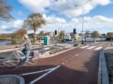 Nog één dagje omrijden en dan is de vertrouwde route via de Nieuwe Vlissingseweg in Middelburg weer open en veiliger