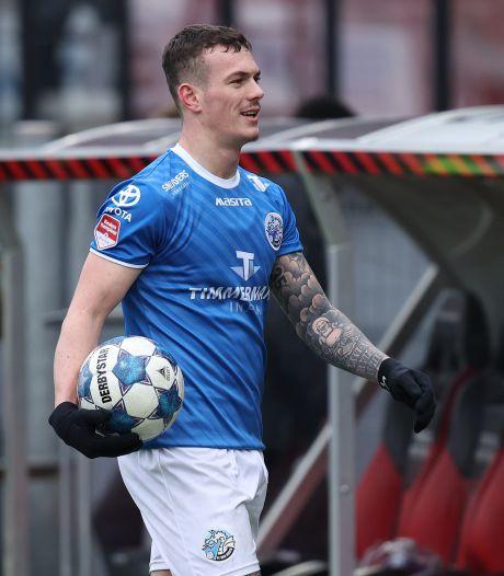 Samenvatting | Hornkamp is de held voor FC Den Bosch in bizar gelijkspel met Excelsior