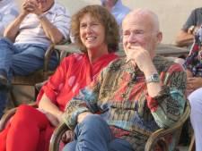 Sfeervol afscheid voor Ron en Tak van der Most in Gouverneurstuin Heusden