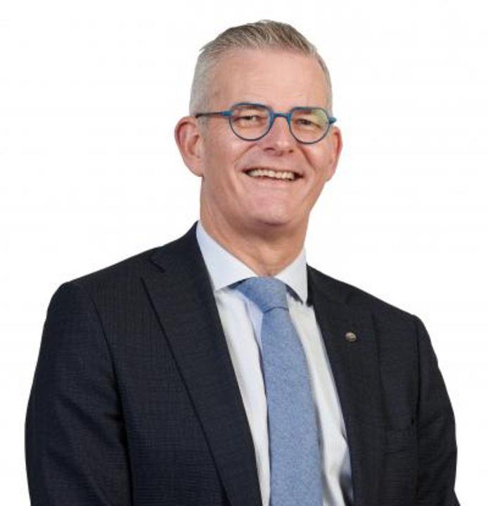 René van Ginderen is CDA-kandidaat voor de Tweede Kamerverkiezingen 2021.
