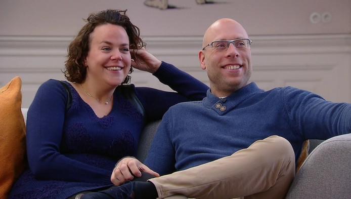 Patty (links) en Bram.