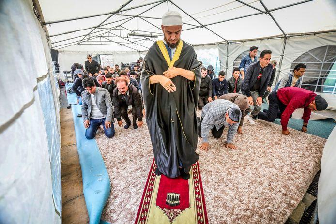 Brugge moskee is te klein geworden: archief