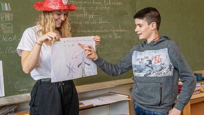 Van de 'I can do everything-robot' tot de 'oplader 2.000': leerlingen Sint-Idesbald ontwerpen hun droommachines