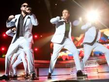 Vier boybands lanceren gezamenlijk single