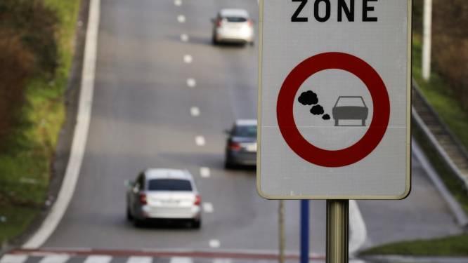 Pollution: des résultats positifs pour la zone basses émissions à Bruxelles