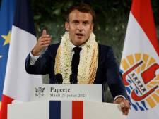 """Essais nucléaires: la France """"a une dette"""" envers la Polynésie française"""