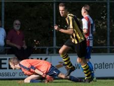 Topscorers amateurvoetbal: Van Straaten rukt op