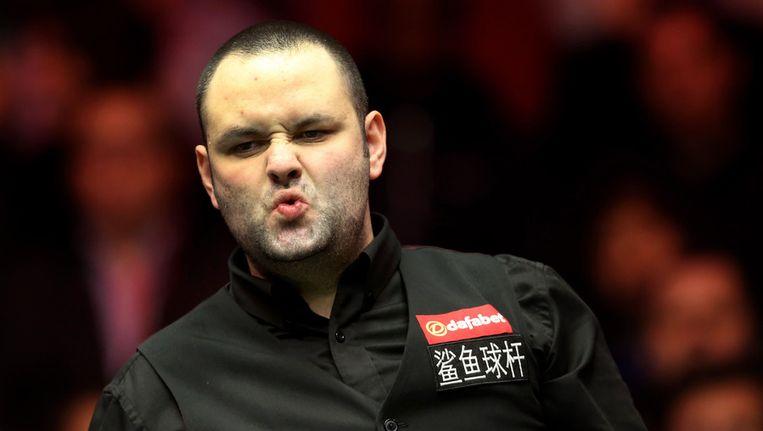 Maguire zal de Welsh Open dit jaar niet winnen. Beeld PHOTO_NEWS