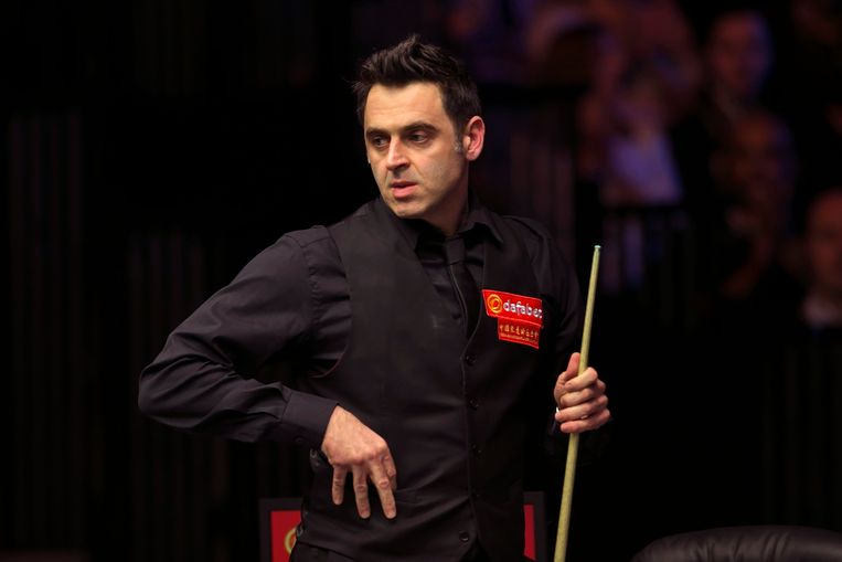 Ronnie O'Sullivan during day 8 of the 2017 Dafabet Masters tournament at Alexandra Palace on January 22nd 2017 in in London, England.  SNOOKER :  Dafabet Masters -  Londres - 22/01/2017 © PanoramiC / PHOTO NEWS PICTURES NOT INCLUDED IN THE CONTRACTS  ! only BELGIUM !