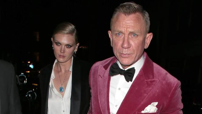 Dochter Daniel Craig is opvallende aanwezige op afterparty 'No Time To Die'