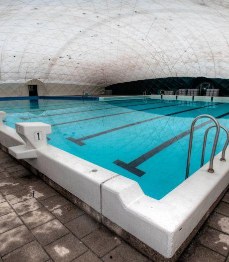 Blaashal zwembad De Melanen verkocht